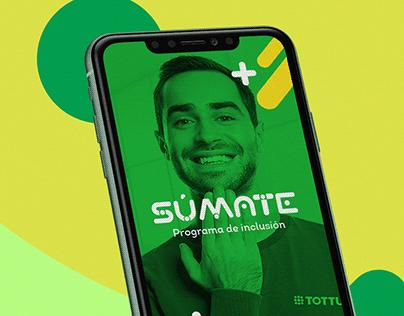 SUMATE - TOTTUS