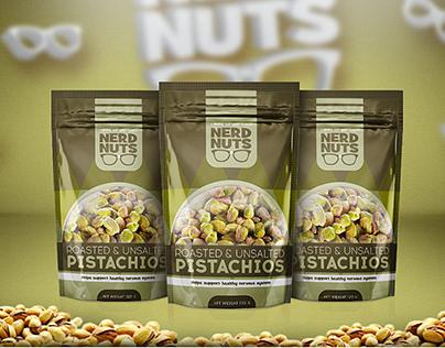 Nerd Nuts Concept (2015)