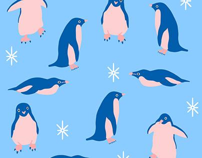 Winter Pattern Design
