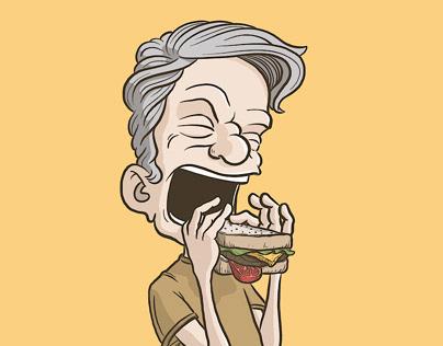 Sandwich Time!