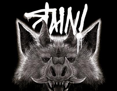 Stain! - Evil Bat - IPAD PRO SERIES