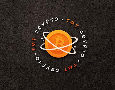 Вариант логотипа для TMT CRYPTO