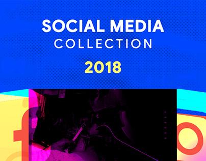 Social Media 2018 Collection