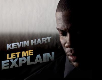 Kevin Hart's Let Me Explain | Key Art