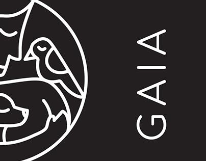 GAIA :: Pet Store Branding