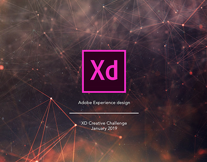 Adobe XD Daily Creative Challenge 2019