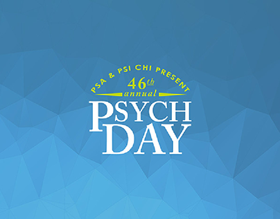 PSYCH DAY 2018// Fundraising Design