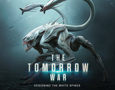 THE TOMORROW WAR - Designing the White Spikes