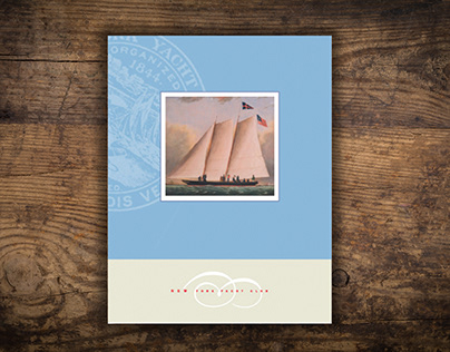 New York Yacht Club Banquet Packet