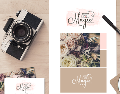 Magic Memories Branding