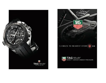 TAG Heuer Digital Design