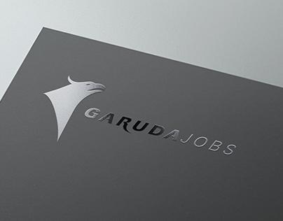 GarudaJobs - Logo Design