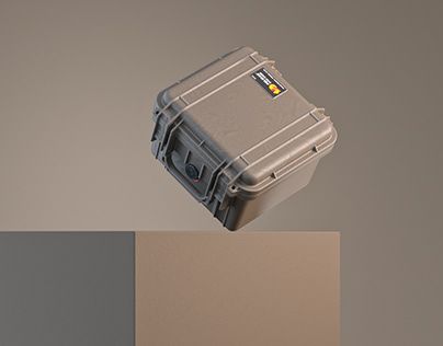 pelican cases color range cgi