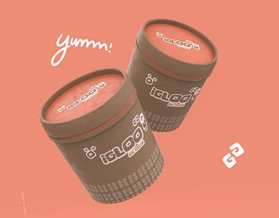 igloo ice cream pack
