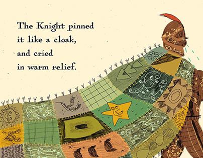 SAD KNIGHT - A Picture Book