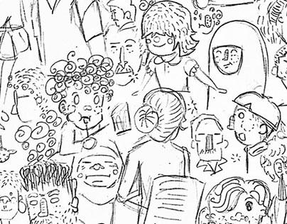 Sketchies & Doodies