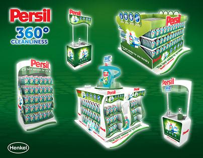 Persil 360 Promotion POSM