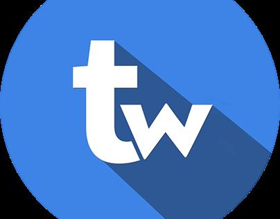 Website logo for Techweekends.in