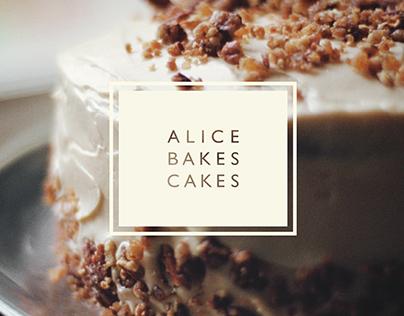 Alice Bakes Cakes