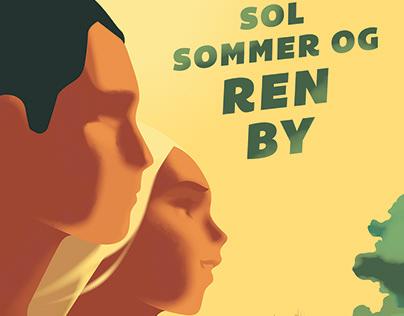Gentofte Poster Series