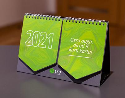"""LKU"" kalendorius 2021"