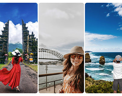Melbourne, Sydney & Bali in one go! Curious how?