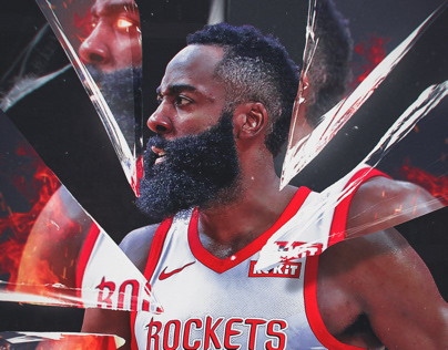 James Harden | Houston Rockets | NBA