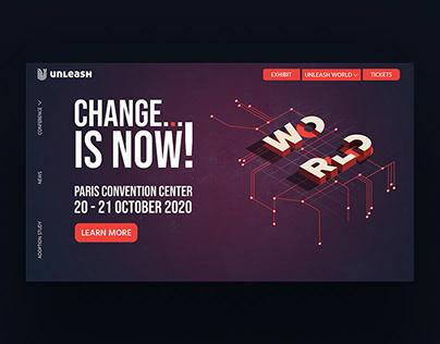 Change... is Now - Unleash