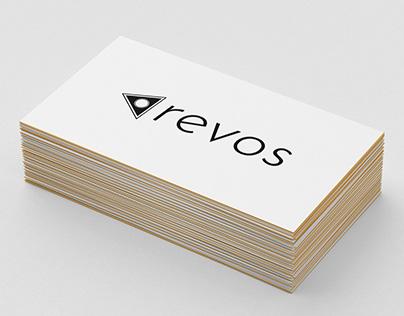 Logo design for REVOS