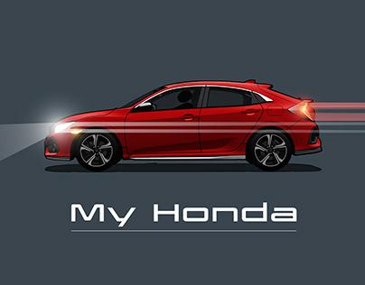 My Honda App Explainer videos