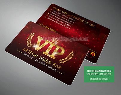 VIP CARD DESIGN - VIP MEMBER DESIGN