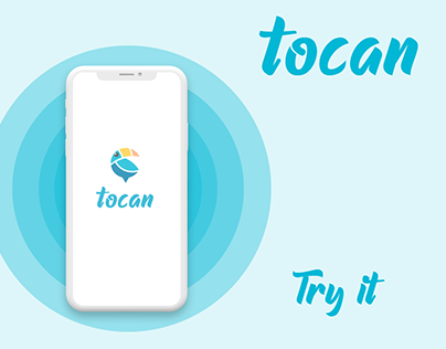 Tocan App - Travel App Concept