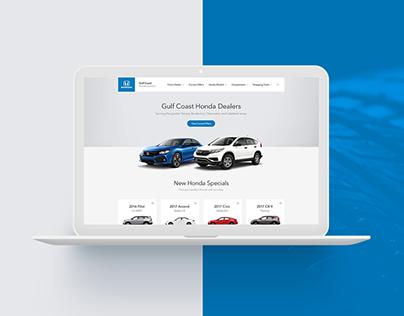 Gulf Coast Honda Dealers