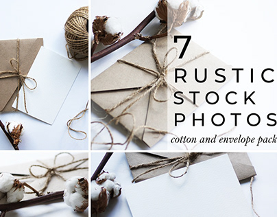 Rustic Stock Photo Pack
