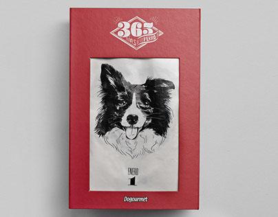 365 días con tu perro / Dogourmet.