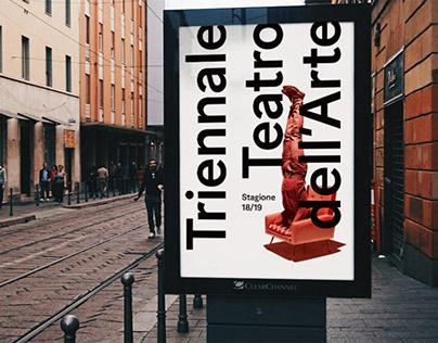 Triennale Teatro dell'Arte 18–19