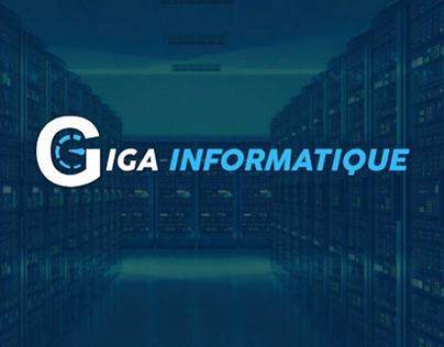 Giga informatique logo