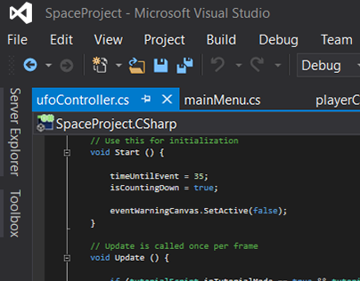 StellarShootout Script Snippets