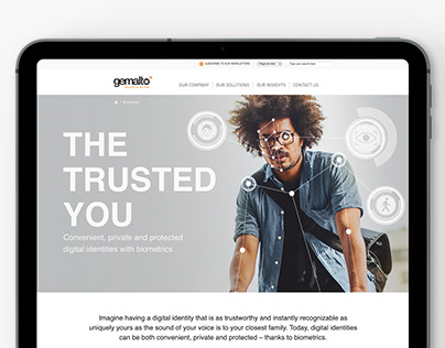 Gemalto - The Trusted You