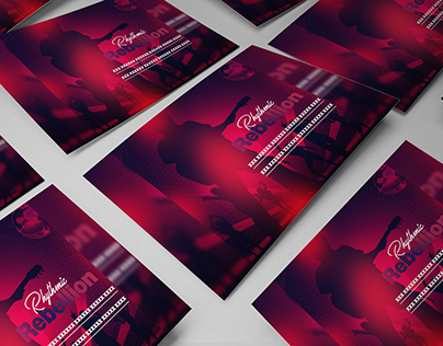 Graphics Design / Flyer Branding
