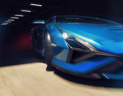 Lamborghini SIAN [ Full CGI ]