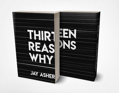 Book cover | Thirteen reasons why