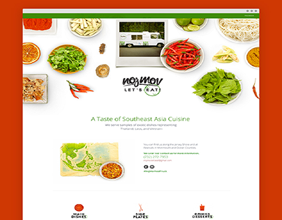 NojMov: A Taste of Southeast Asia