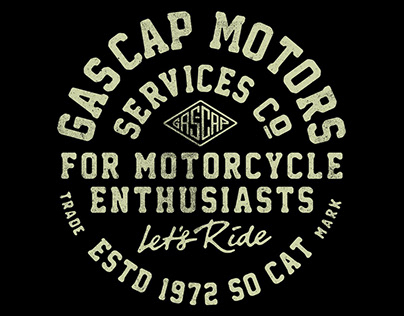 New gascap Motors tee, coming soon...stay tuned!