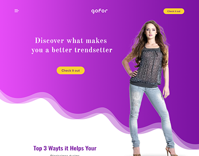 fashion web tamplate