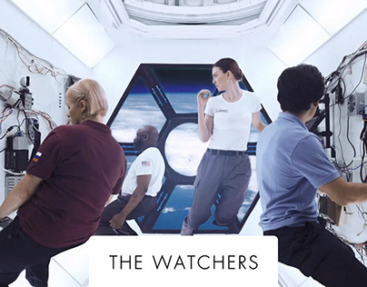 The Watchers - Impact 50