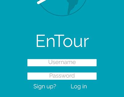 EnTour logo