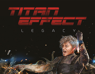 Titan Effect - A science fiction/spy transmedia project