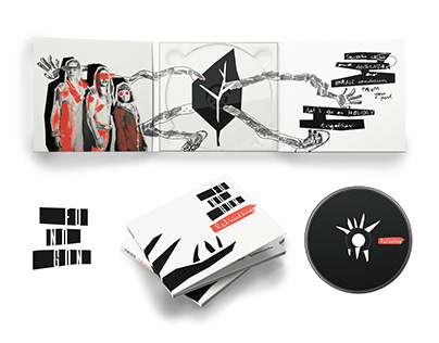 Visual identity and CD cover