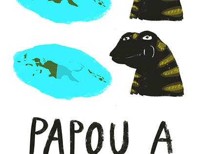 PAPOU A NOVA GUINÉ
